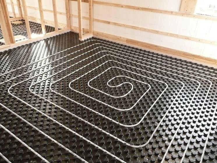 costo pulizia riscaldamento a pavimento