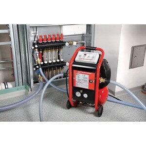 manutenzione riscaldamento a pavimento